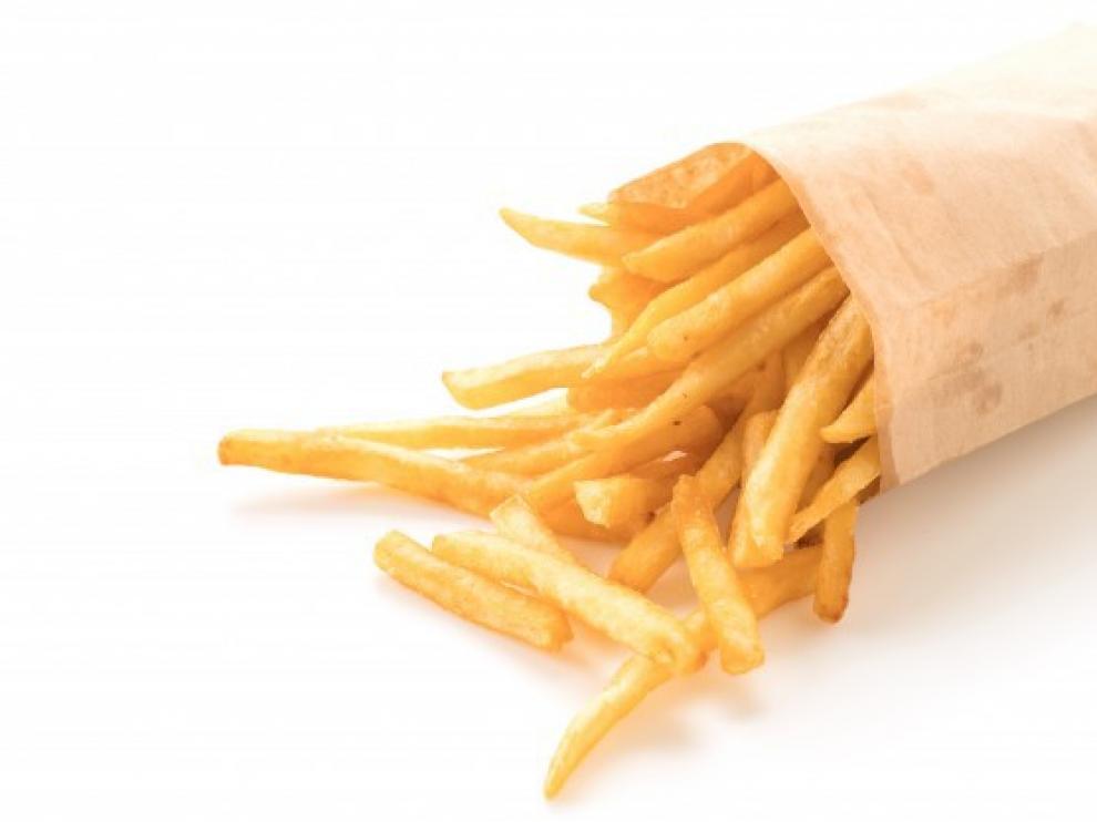 Una espátula inteligente hace un seguimiento de la concentración de sodio en los alimentos.