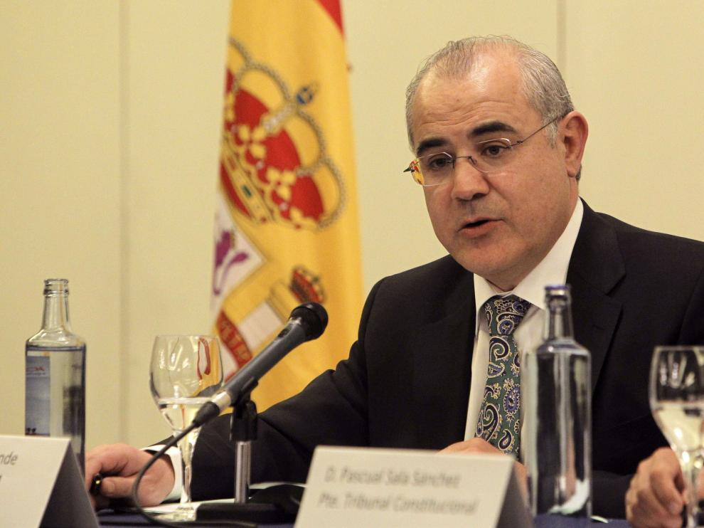El magistrado Pablo Llarena