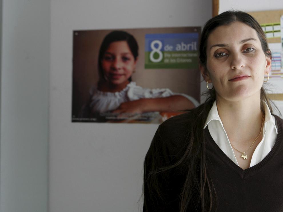 La abogada Sara Giménez