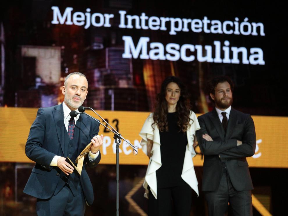 Ceremonia de entrega de los Premios Forqué de la pasada edición