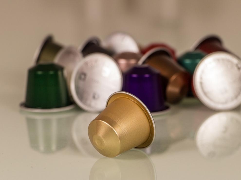 Las cápsulas que se utilicen tendrán que estar fabricadas con materiales compostables.