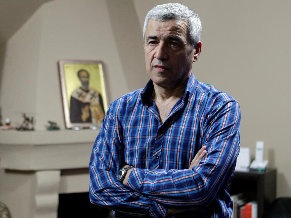 Oliver Ivanovic en una imagen de archivo