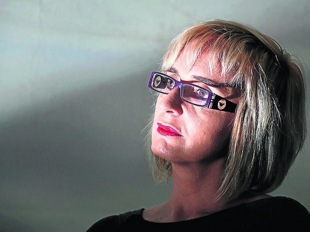 Patricia Esteban, columnista de HERALDO, aborda el miedo y el enigma de Dios en su libro.