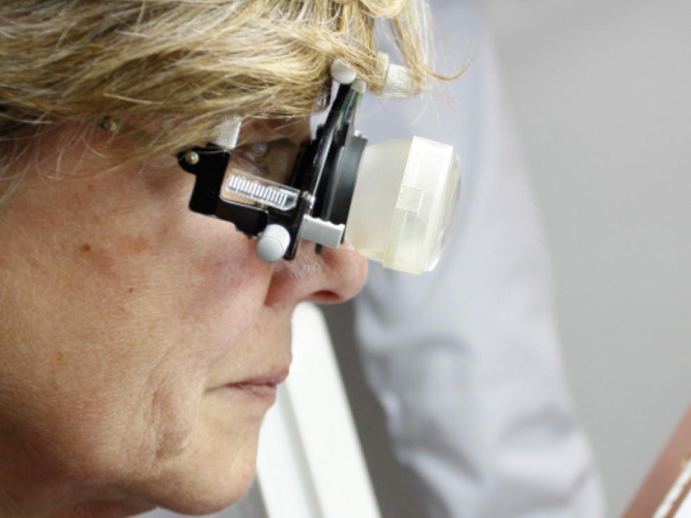 Los pacientes de baja visión son aquellos cuya agudeza visual en el mejor de los ojos es menor o igual al 30%.