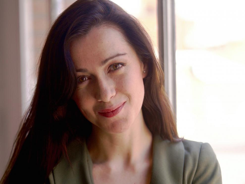 Luz Rello, fundadora y consejera delegada de Change Dyslexia