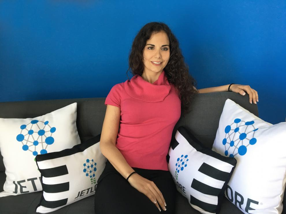 Montse Medina, cofundadora y directora de operaciones de Jetlore