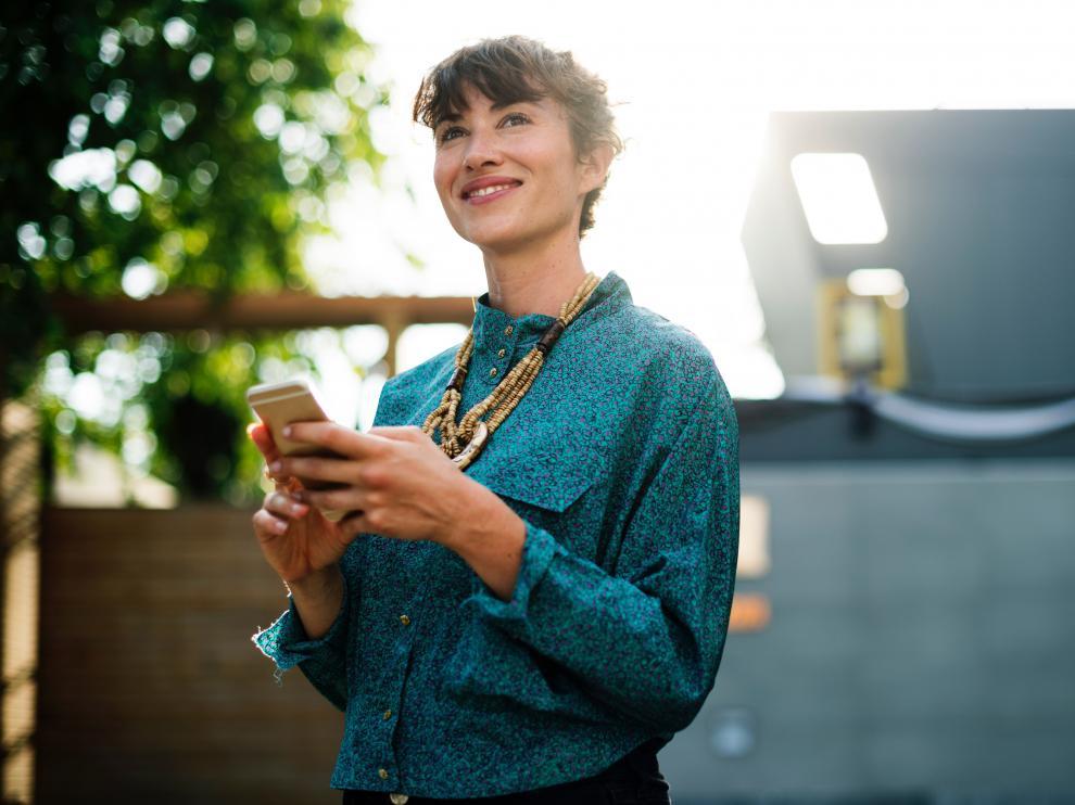 Cada día más personas optan por buscar un inmueble mediante las herramientas de los sistemas de IOS y Android.