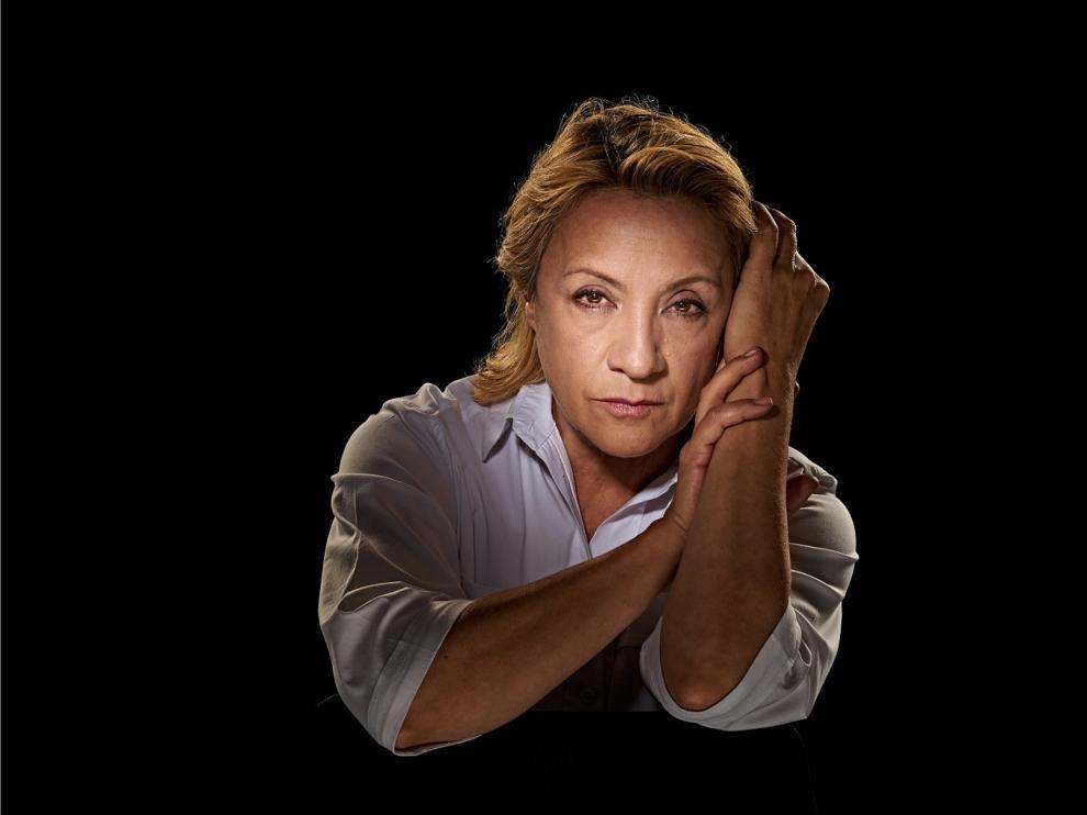 La directora Blanca Portillo.
