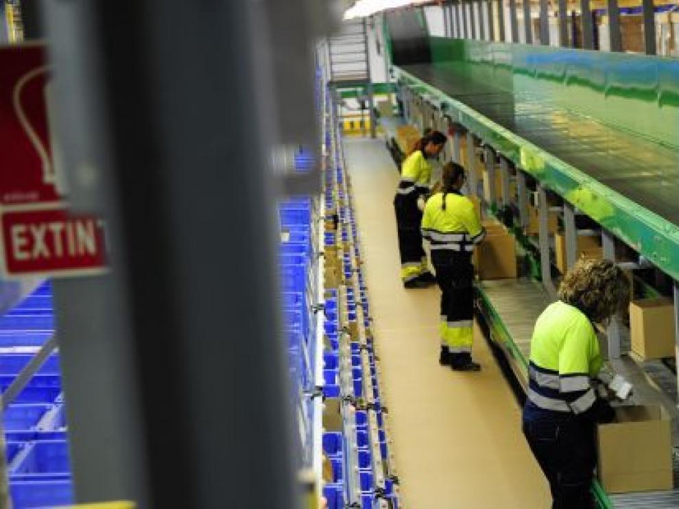 Aragón bate en solo once meses su récord anual de exportaciones