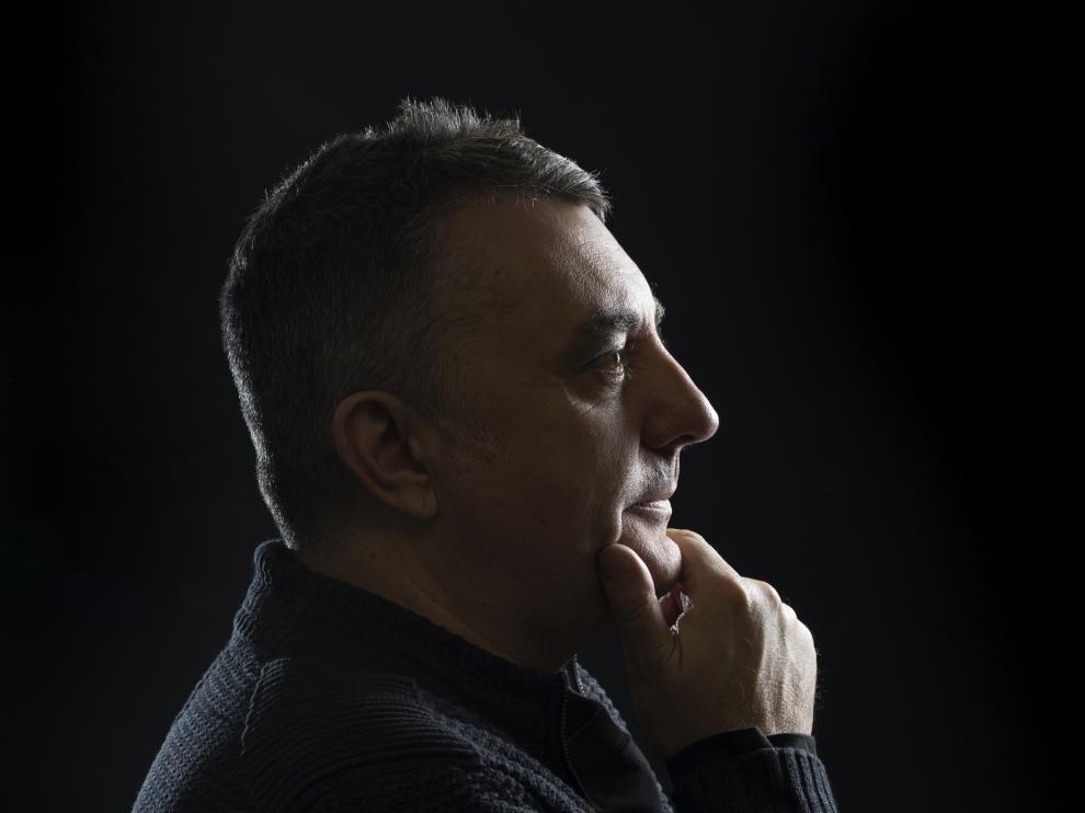 Manuel Vilas presentará su novela el sábado próximo por la mañana en Cálamo.