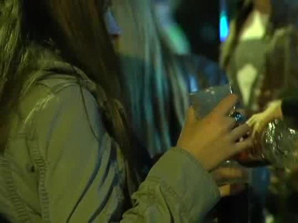 El 70% de los jóvenes no cree que el alcohol sea perjudicial.