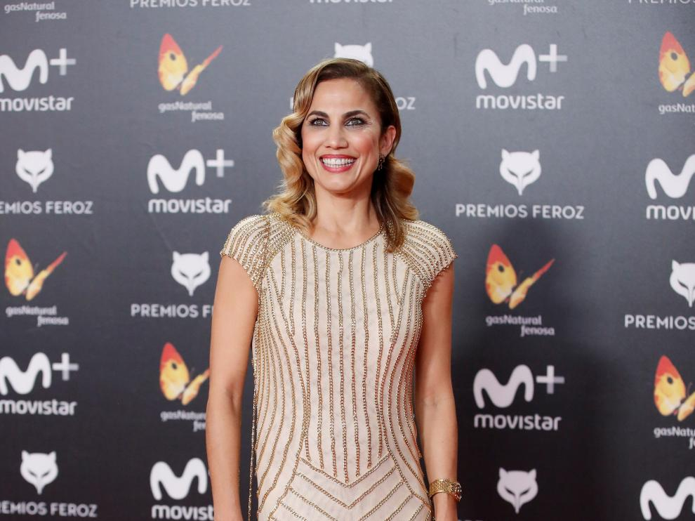 La actriz Toni Acosta