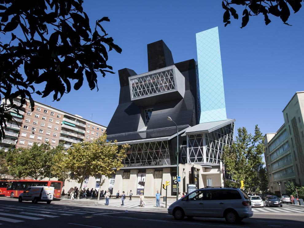 Instituto Aragonés de Arte y Cultura Contemporáneos (IAACC) Pablo Serrano.