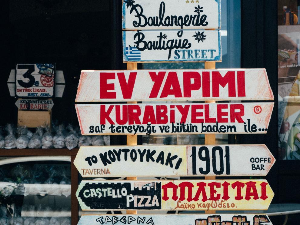 Muchos de estas lenguas comparten algunas similitudes.