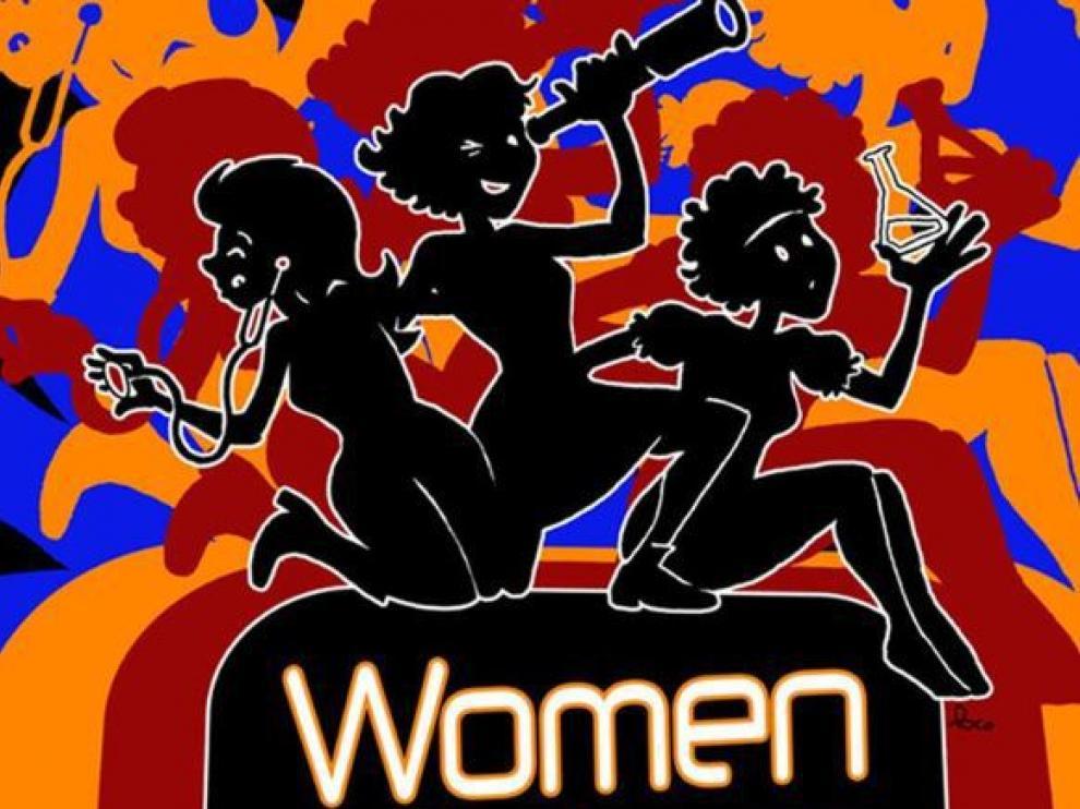 Imagen promocional de la campaña 'Mujeres y ciencia'.
