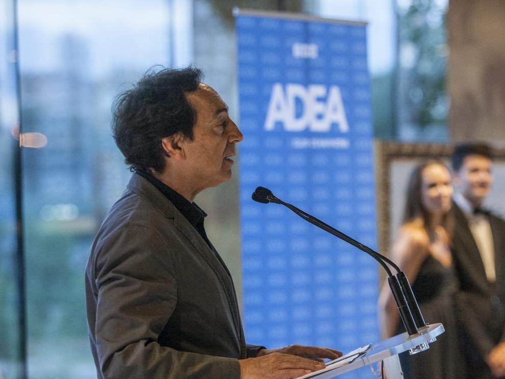 Imagen de archivo del presidente de ADEA, Salvador Arenere