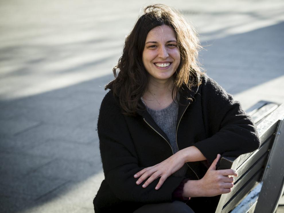 La escritora Ana Matallana