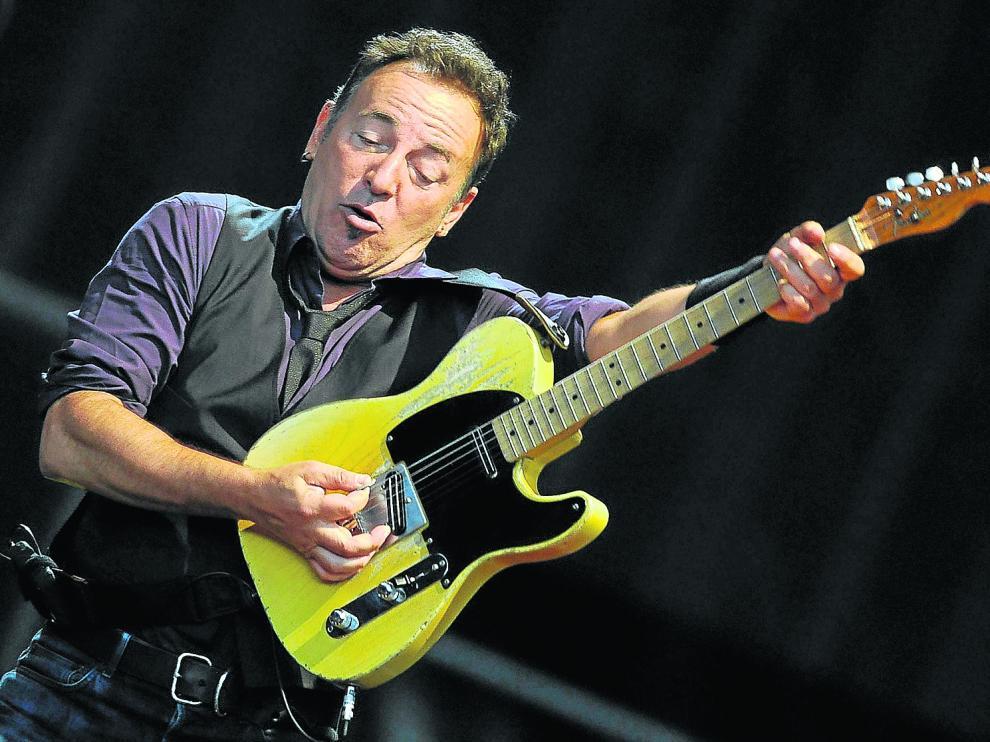 Springsteen, que ha atravesado una gran depresión, podría estar despidiéndose en Nueva York de los escenarios.