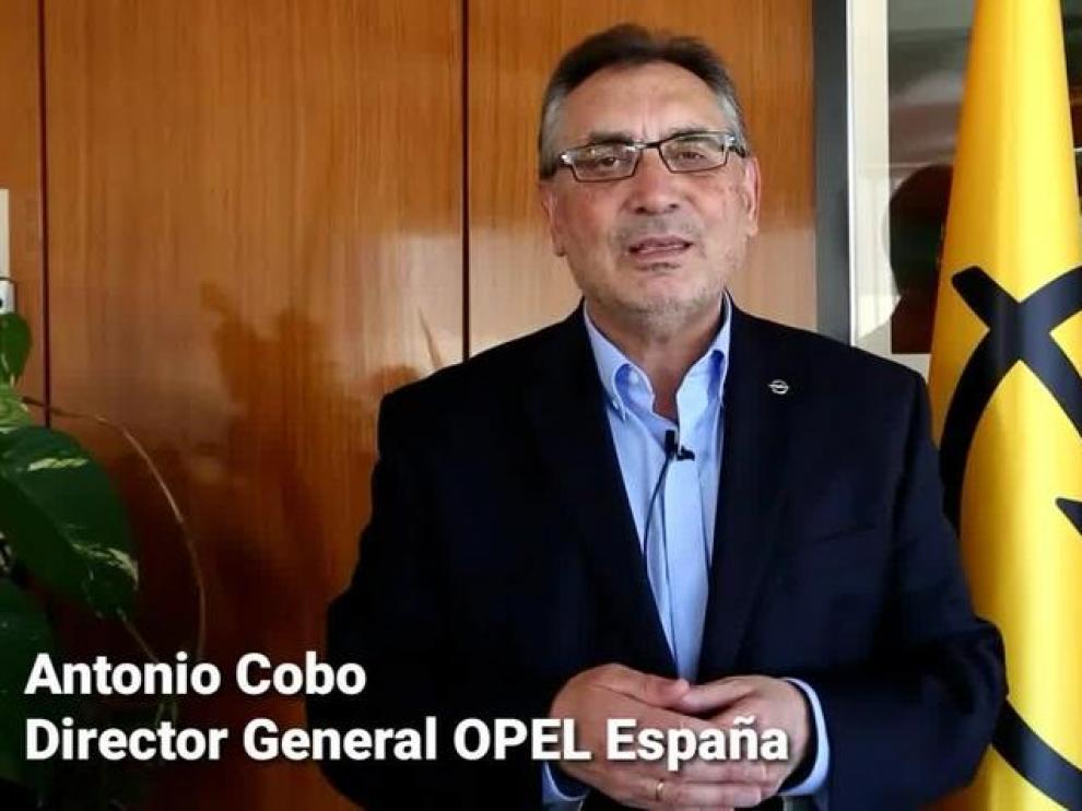 Antonio Cobo agradece a los trabajadores haber refrendado el acuerdo