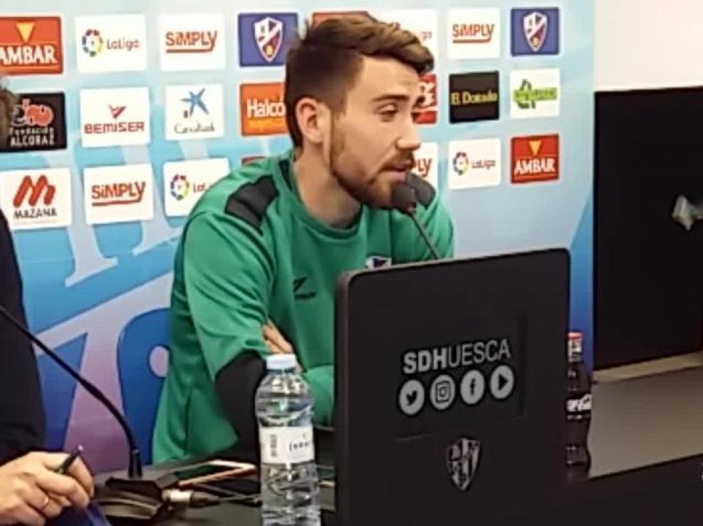 """Moi Gómez: """"Voy a dar el máximo"""""""