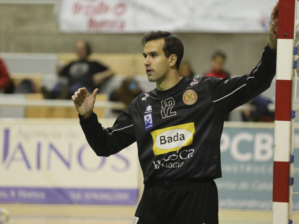 Gómez Lite ha sido, por estadísticas, el cuarto mejor portero de la competición en la primera vuelta.