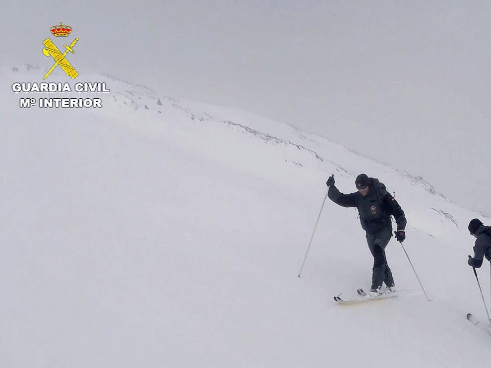 Auxilian a 70 personas en el Teide tras la última nevada
