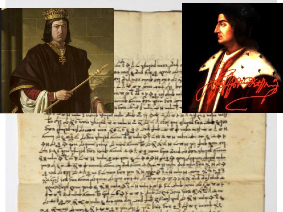 El CNI descifra el código secreto de las cartas entre Fernando el Católico y el Gran Capitán
