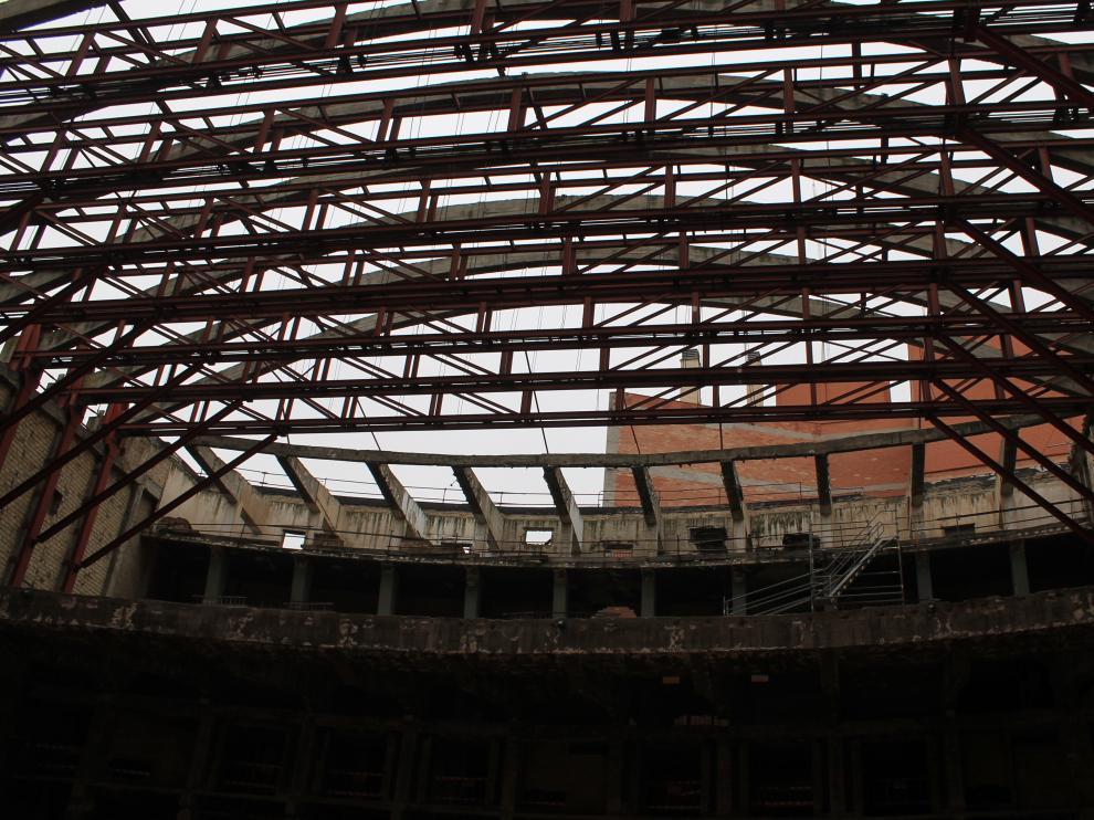 Teatro Fleta, 20 años de una compra y un abandono