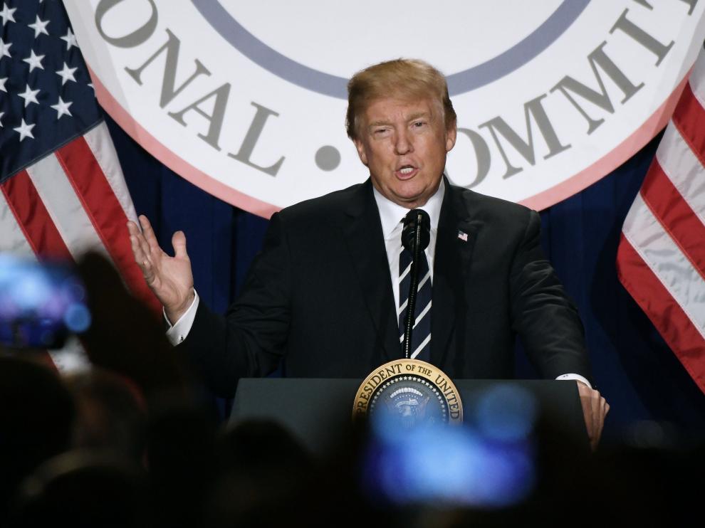 La nueva política del Gobierno de Trump pone el foco en las amenazas de Rusia, China y Corea del Norte.