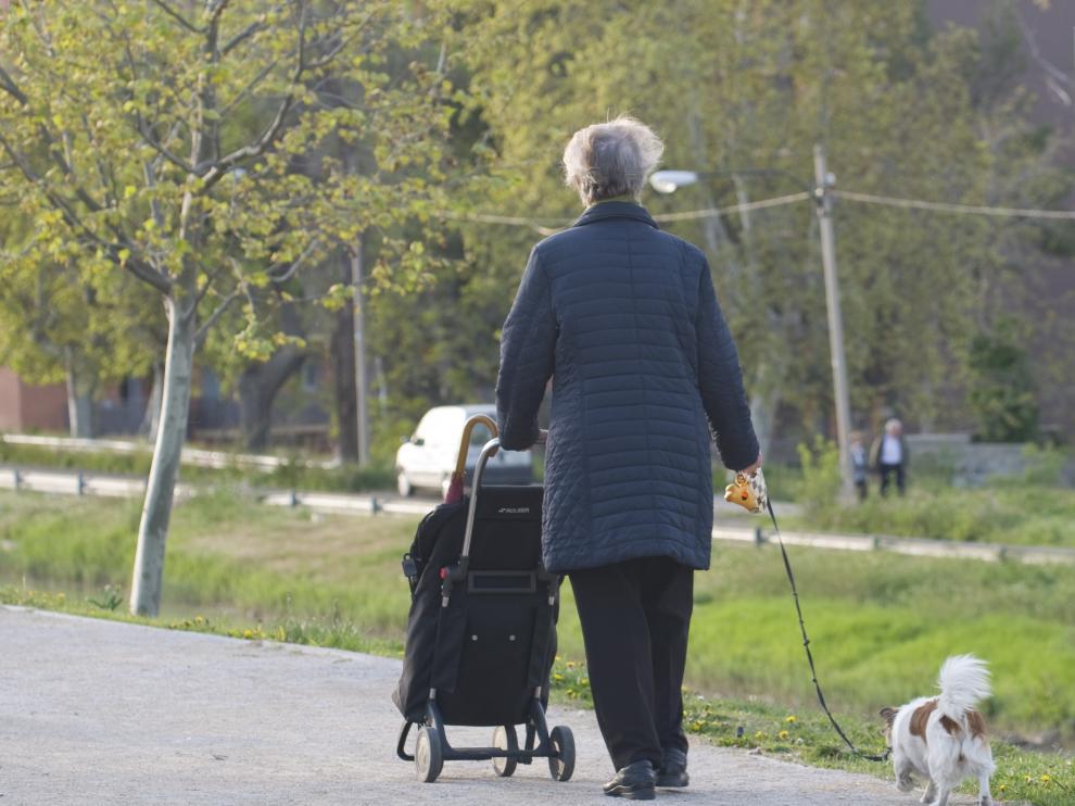 En Aragón hay unos 83.000 hogares unipersonales de personas que ya han cumplido los 65 años
