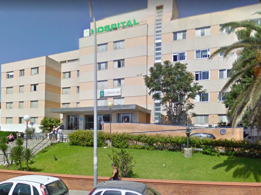 Hospital La Línea de la Concepción de Cádiz