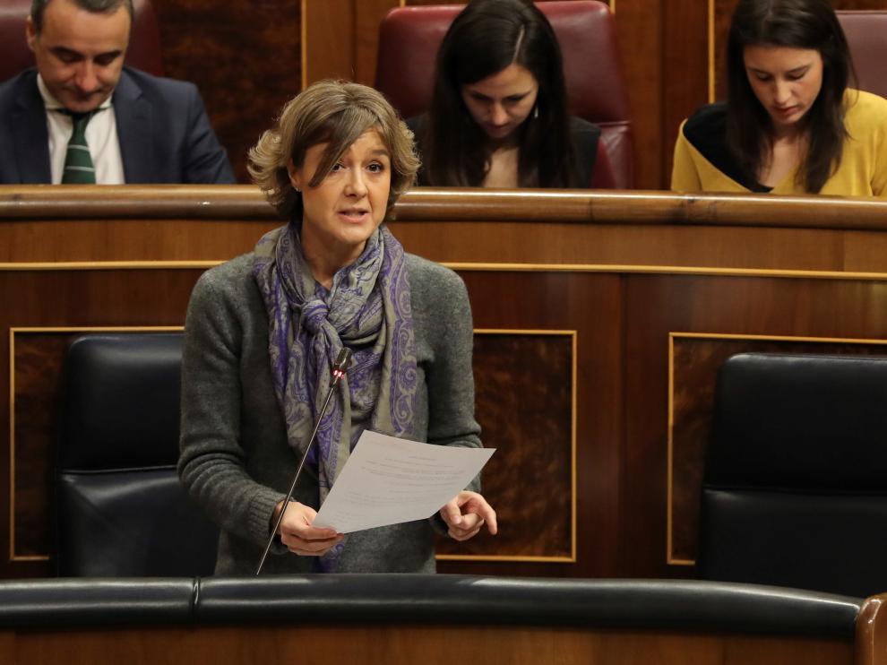 La ministra Isabel García Tejerina