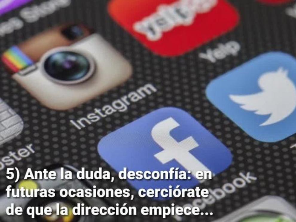 La mayoría de los usuarios se informa a través de redes sociales