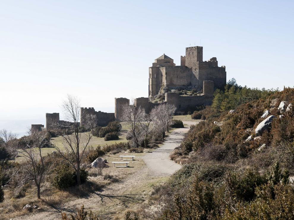 Castillo de Loarre.