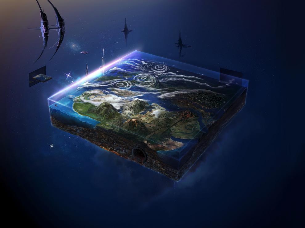 Si la Tierra fuera plana, no sería como dicen los terraplanistas