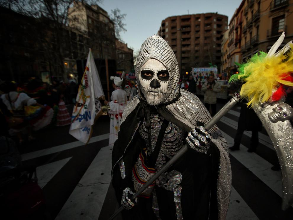 Carnaval en Zaragoza