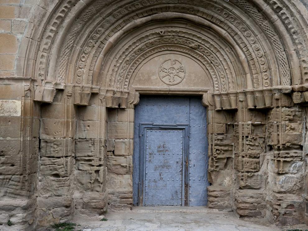 Monasterio de Casbas.