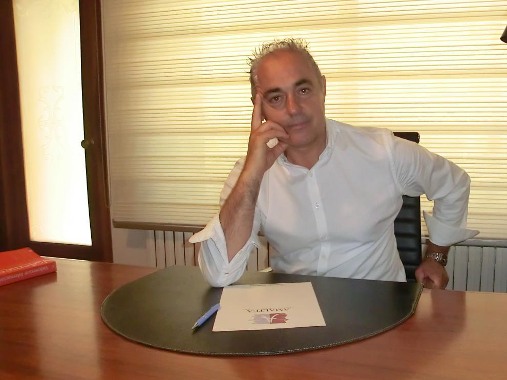Santiago Frago, director médico del Instituto de Sexología y Psicoterapia Aragonés Amaltea