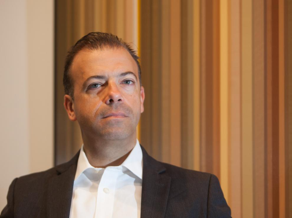 El investigador Ciro Cattuto asistió la semana pasada al Congreso Internacional del BIFI