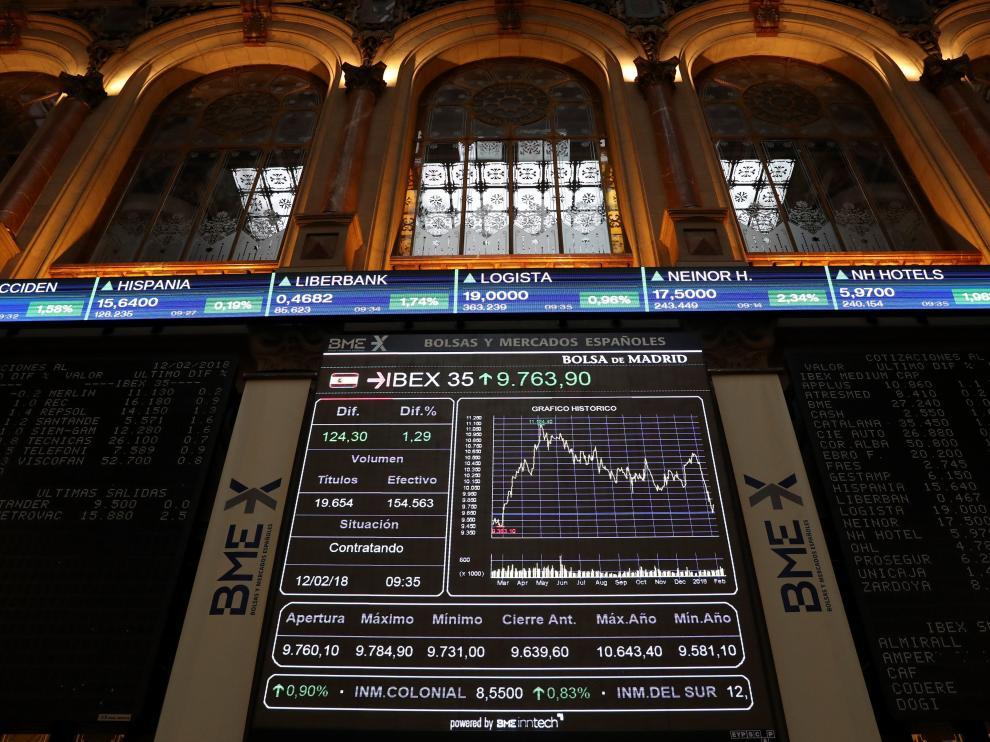 Los treinta títulos incluidos en el Dow Jones han marcado datos positivos.