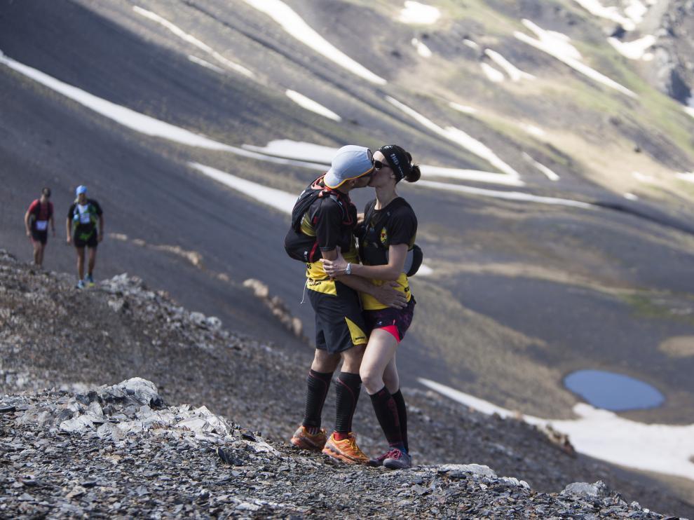 La propuesta del Gran Maratón Montañas de Benasque incluye una categoría de parejas.