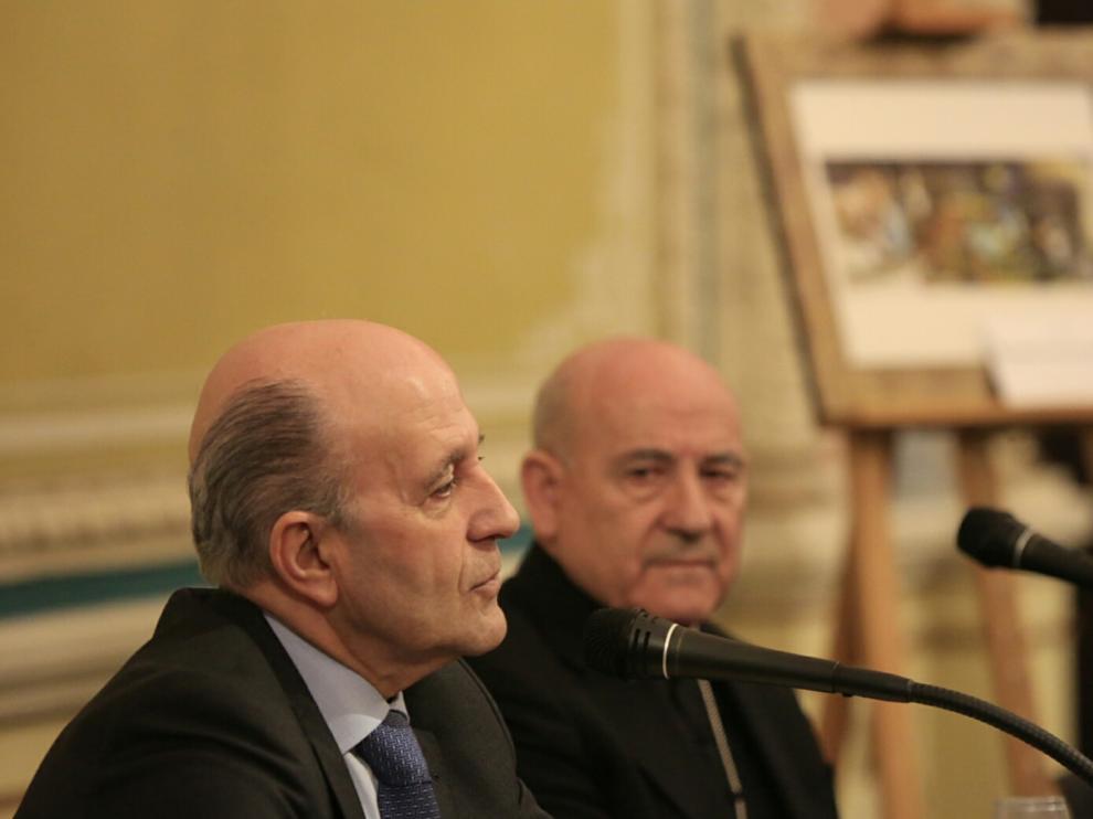 Zarzalejos recibe el premio 'Periodismo con valores'