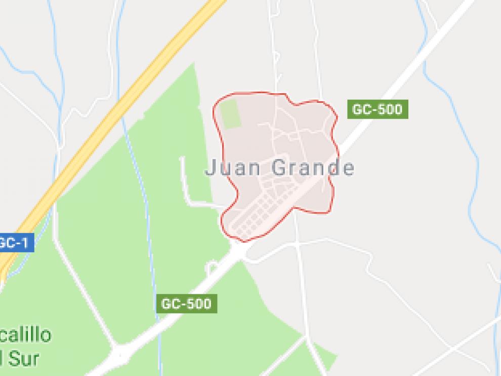 Juan Grande, en Gran Canaria