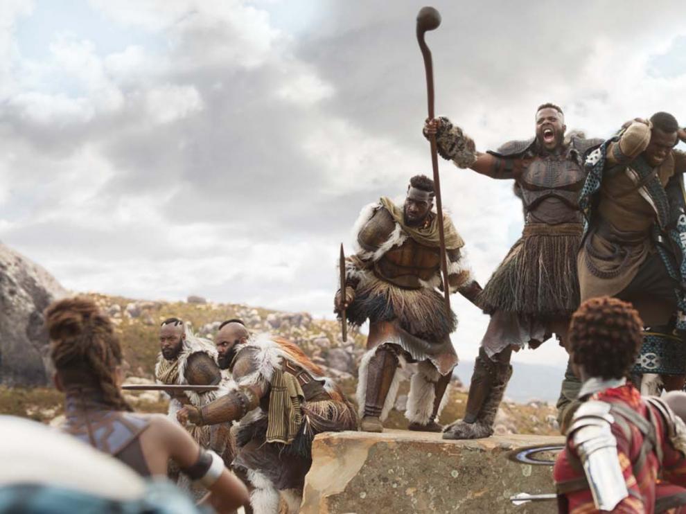 El argumento de 'Black Panther' arranca tras la historia de 'Capitán América: Civil War'