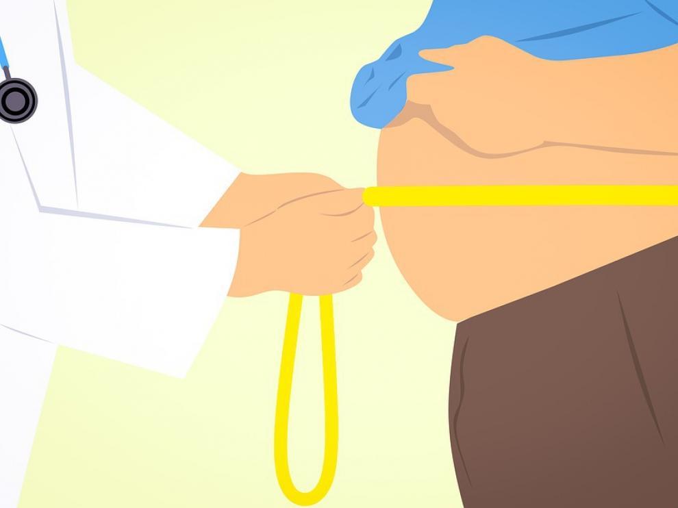 Los niños que presentan mayor circunferencia de cintura pueden sufrir este tipo de enfermedad.
