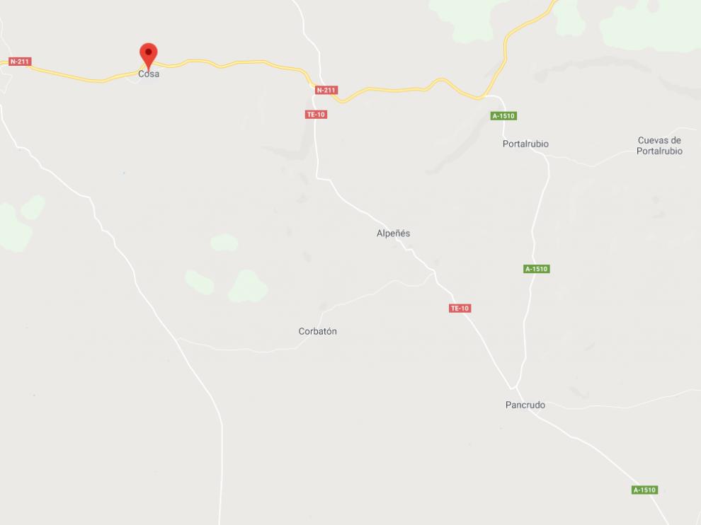 Localizado en perfecto estado un pastor desaparecido en la provincia de Teruel