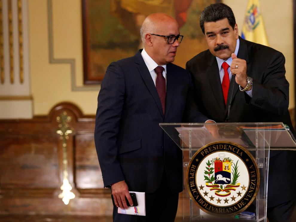 """Maduro rechaza el veto a Venezuela """"Vamos a llegar a la Cumbre de las Américas por tierra, mar o aire"""""""