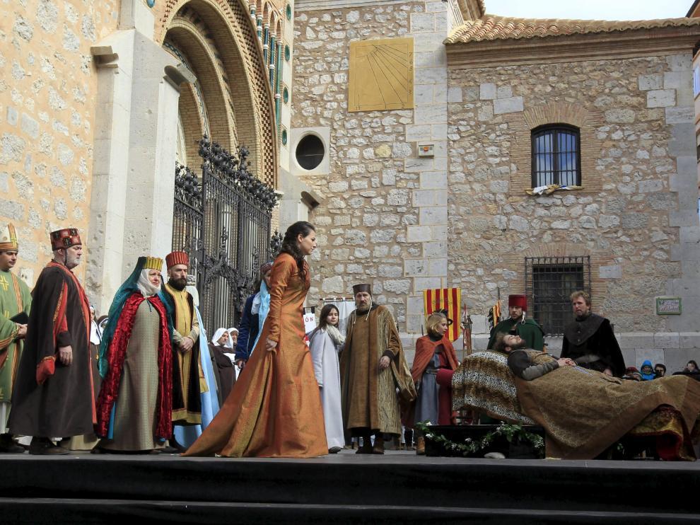 Bodas de Isabel en Teruel