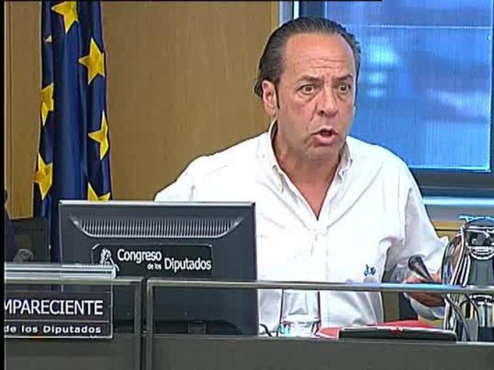 Álvaro Pérez, el Bigotes, en una imagen de archivo.