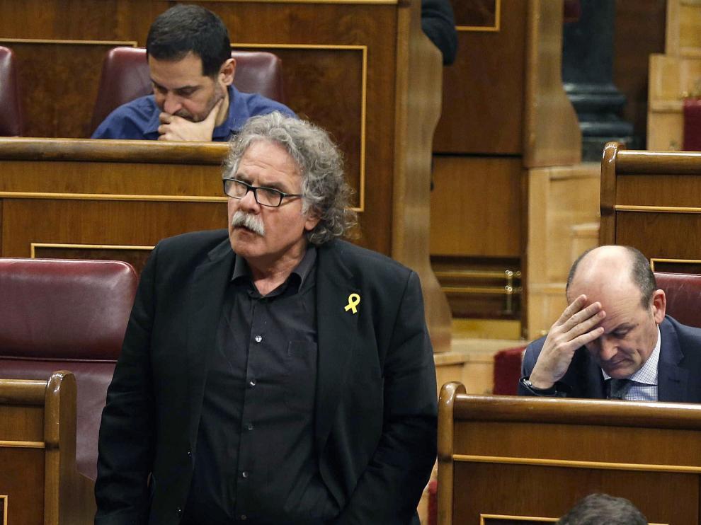 """Joan Tardà asegura que estas distinciones son """"una anomalía""""."""